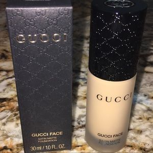 Gucci Face Satin Matte Foundation- brand new, NIB